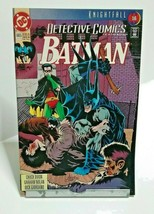 Batman Detective Comics DC Issue 665 August 1993 - $3.00