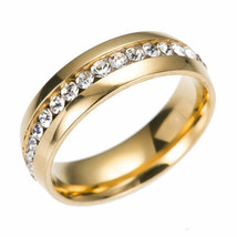 Mens Wedding Diamond Engagement Pinky Ring 14k Yellow Gold Over 925 Solid Silver - £70.64 GBP