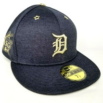 Detroit Tigers 2017 All Star Game New Era 59FIFTY Fitted Hat Size 7 1/8 ... - $28.04