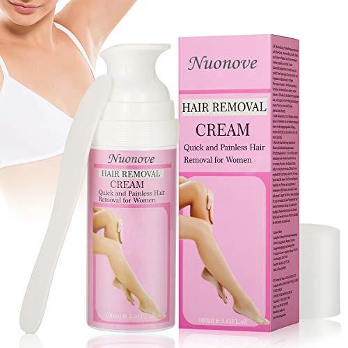 Hair Removal Cream for Women, Hair Depilatory Cream, Face Hair Removal Cream, Na