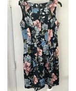 Gabby Skye Womens Floral Sheath Dress sz 12 NWT - $45.34