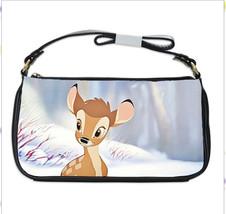 Shoulder clutch bag bambie  dear snow bambi - $24.00