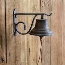 Cast Iron Dinner Bell image 4