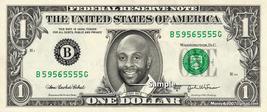 JERRY RICE on Real Dollar Bill Cash Money Collectible Memorabilia Celebrity Nove - $8.88