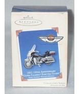 Hallmark Keepsake 2003 Ultra Classic Electra Glide Harley Davidson #5 Ornament