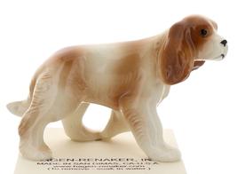 Hagen-Renaker Miniature Ceramic Dog Figurine King Charles Spaniel image 1