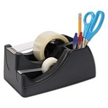 "Officemate  OIC 2-in-1 EXTRA Heavy Duty Tape Dispenser, 1"" & 3"" Cores, B... - $29.30"