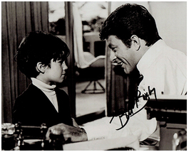 BILL BIXBY Original Signed Autographed Photo w/ Certificate of Authenticity  106 - $65.00