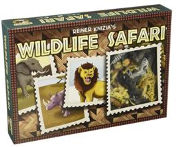 Eagle-Gryphon Games Reiner Knizia's Wildlife Safari  Board Game - $31.95