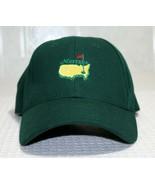 "NWT MASTER'S Augusta ""Crow's Nest"" Size 7 Wool Fitted Dark Green Golf Ha... - $31.92"