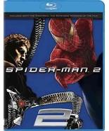 Spider-Man 2 (Blu-ray Disc, 2012) - $2.25