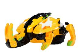 Hello Carbot Arsinokoong Arsinoitherium Transformation Action Figure Toy image 4