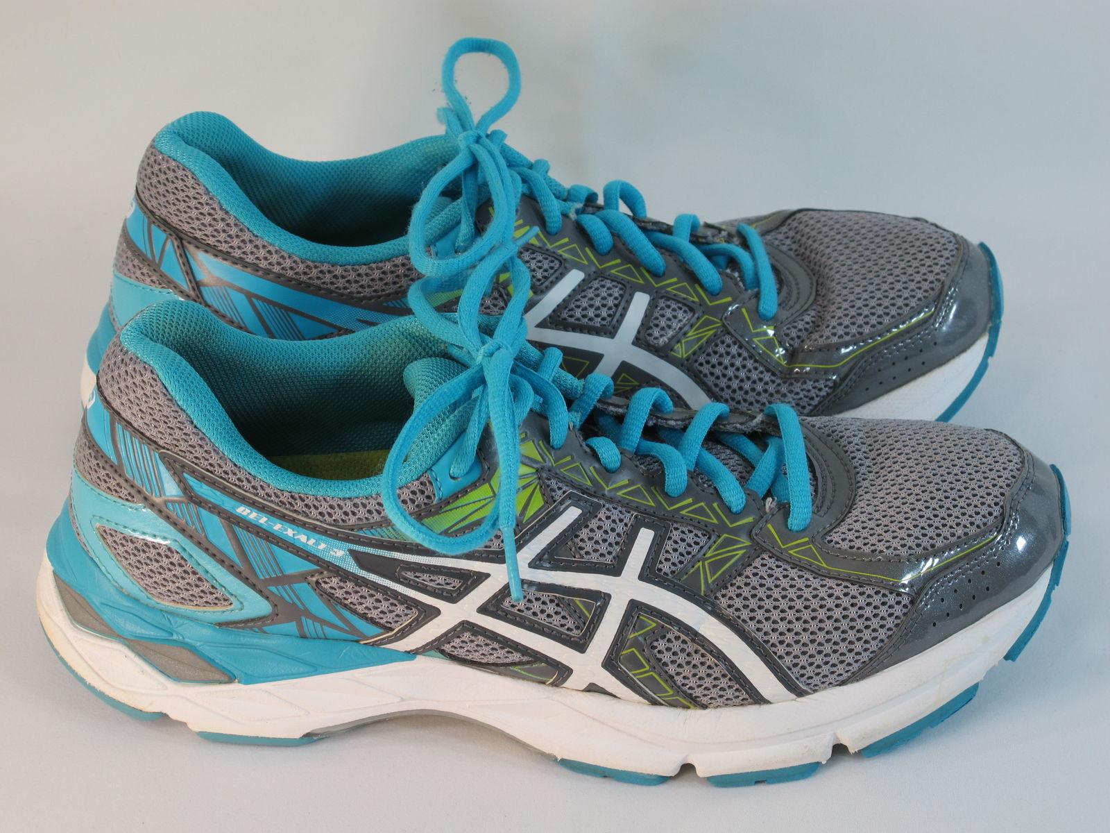 ASICS Gel Exalt 3 Running Shoes Women's Size 9 US Near Mint Condition - $47.18