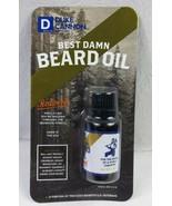 DUKE CANNON BEST DAMN BEARD OIL REDWOOD .5 (half) FL. OZ. - $9.90