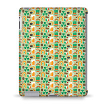Lucky St Patricks Day Tablet Hard Shell Case - $29.99+