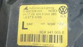 09-12 VW Volkswagen CC Halogen Headlight Head Lights Matching Set L&R image 10
