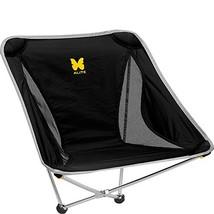 Alite Designs Monarch Camping Chair, Black - $98.61