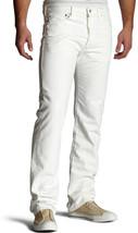 NEW LEVI'S 501 MEN'S ORIGINAL STRAIGHT LEG JEANS BUTTON FLY WHITE 501-0651