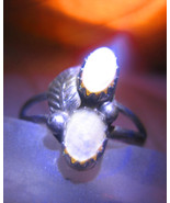 Haunted ring PATH OF THE PRIESTESS 3x MAGICK 92... - $58.77