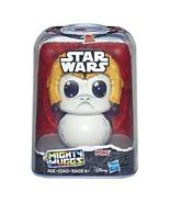 Funny Porg Toy Figure Hasbro Star Wars Mighty Muggs Porg #31 Head-Spin R... - $28.70