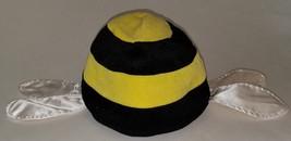 Ikea Klappar Maskerad Bumble Bee Plush Toddler Hat Cap Dress Up Hallowee... - $10.65