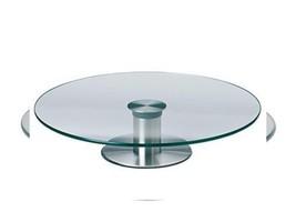 CHG 3343-00 Plat présentoir à tartes Rotatif Diamètre 30 cm/Hauteur 7 cm  - $28.39