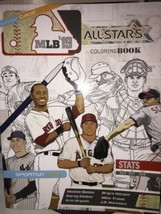 Mlb All Stars 2019: The Ultimate Baseball Coloring, Activity and STATS B... - $10.95