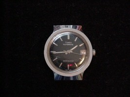 Vintage Timex Automatic Needs Adjustment AS IS for parts or repair - $39.95