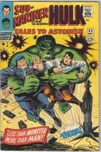 Tales To Astonish Comic Book #83 Marvel Comics 1966 FINE - $17.34