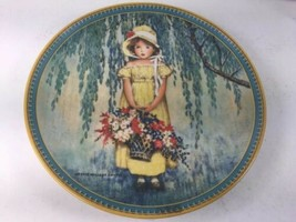 1986 Knowles 1st J W Smith Childhood Series Collector Plate EASTER Limit... - $30.00