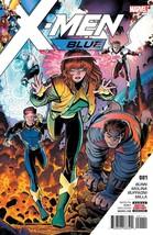 X-MEN BLUE #1  EST REL DATE 04/12/2017 - $4.99