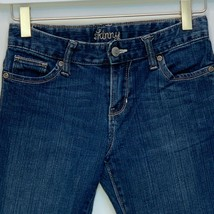 Old Navy Girls Skinny Fit Blue Jeans Size 14 - $23.73
