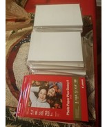 Cannon 4x6 Glossy 2 Photo Paper About 650 to 700 Sheets - $75.99