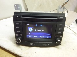2012 2013 2014 Hyundai Sonata OEM Radio Single Cd Player 96180-3Q8004X LYS33 - $27.72