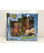Muppets Vaudeville Statler & Waldorf Figure Set Wizard World - Palisades... - $38.70