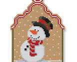 Christmas snowman ornament kit thumb155 crop