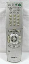Sony RM-Y909 Original TV Remote KP35WS500, KP46WT500, KP51SW500, KP57WS550 - $11.19
