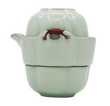 Vegali Double Ears Handmade Chinese Traditional Manual Kungfu/Gongfu Tea... - $28.55