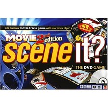 Scene It? DVD Game - Movies 2nd Edition - $42.47