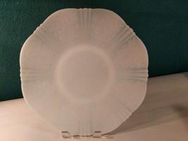 "MacBeth-Evans Monax White Opalescent AMERICAN SWEETHEART 11 3/4""  Cake P... - $19.75"