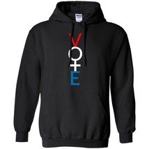 Feminist Vote Shirt Red White Blue Voting Election Gift Cool Men Clothes... - $39.55