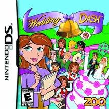 Wedding Dash - Nintendo DS [video game] - $8.40