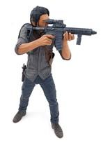 "GLENN RHEE The Walking Dead amc TV Show 10"" Deluxe Action Figure McFarla... - $15.67"