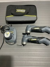 Performax PX12 COMPACT 12-VOLT CORDLESS MULTI-TOOL X2  -with Charger And... - $64.80