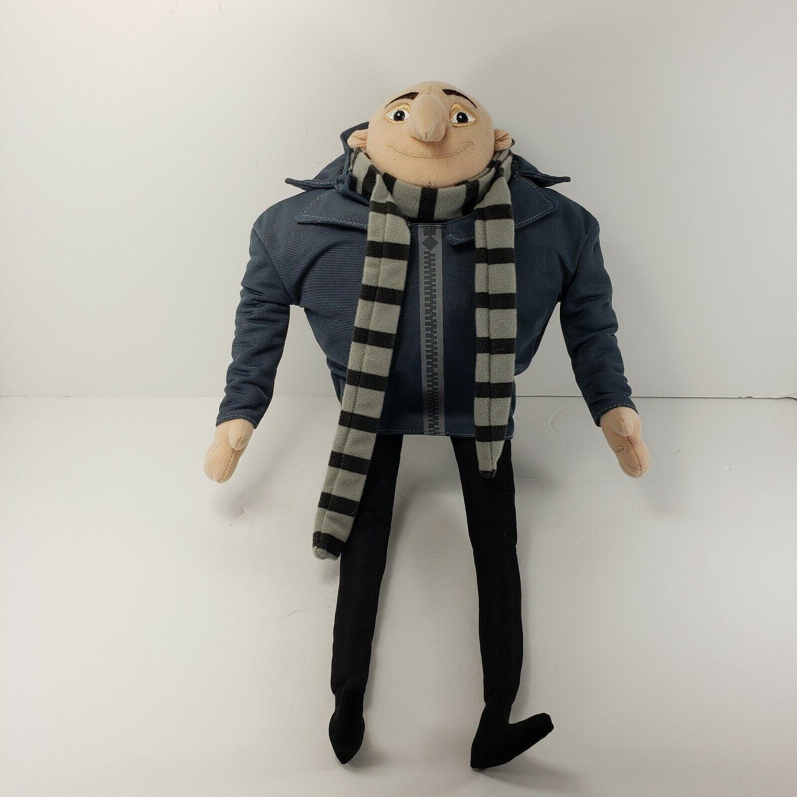 "Gru Despicable Me Minion Mayhem Universal Studios 16"" Plush Doll Stuffed Toy - $24.18"