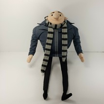 "Gru Despicable Me Minion Mayhem Universal Studios 16"" Plush Doll Stuffed... - $24.18"