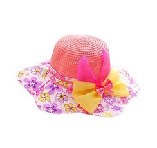 Use For Summer Sun-resistant Comfortable Ventilate Beach Cap/Kid Cap image 2