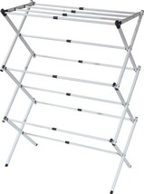 Sunbeam NEW 3-Tier Expandable Clothes Clothing Dryer Drying Rack - CD45027 - $49.00