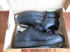 BNIB Reebok Royal Ace men's sneakers, black, size 8.5, lace up, $65 - $44.55