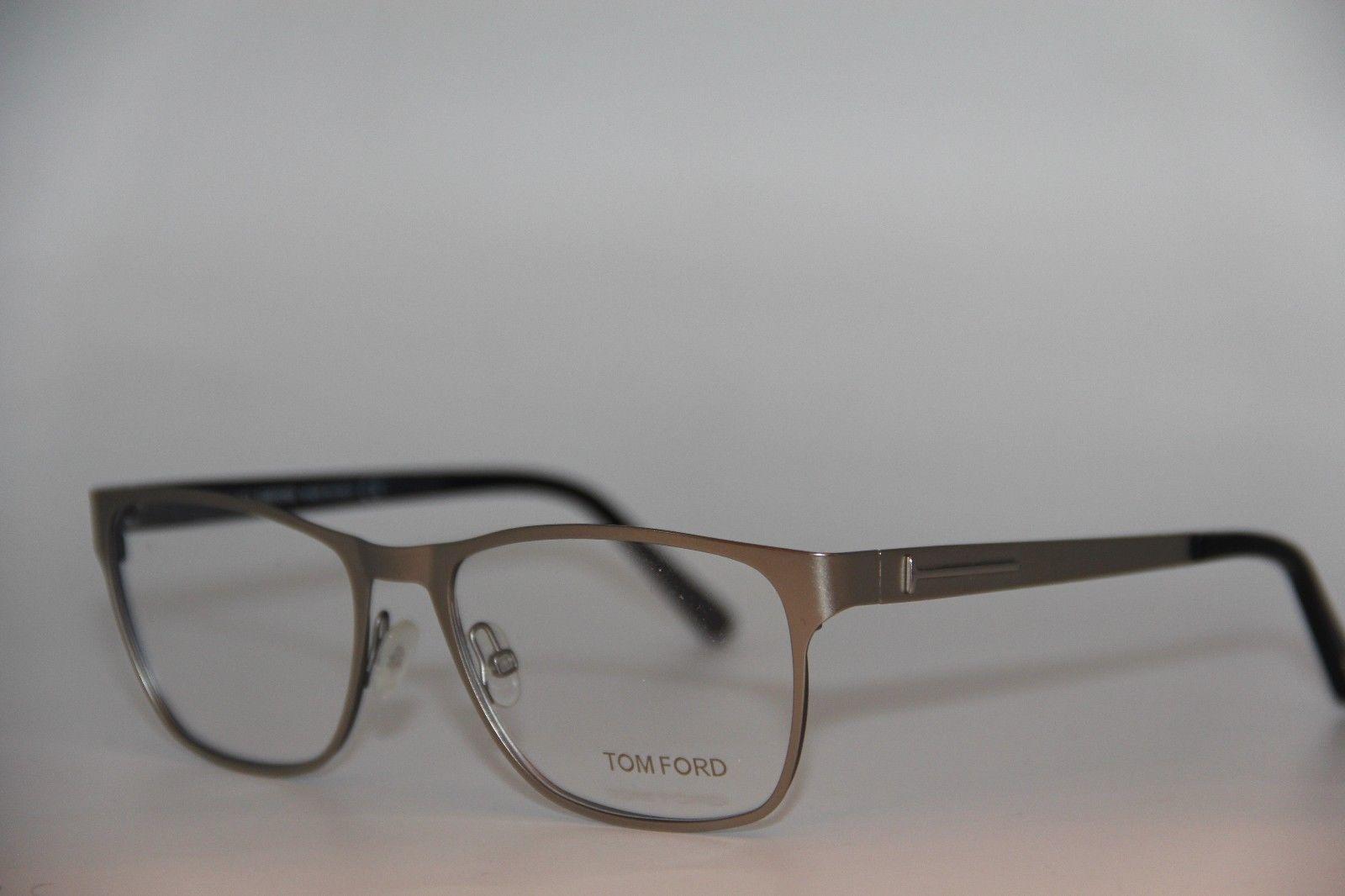 c69a2608821d New Tom Ford Tf 5242 020 Gunmetal Eyeglasses and 50 similar items. 57